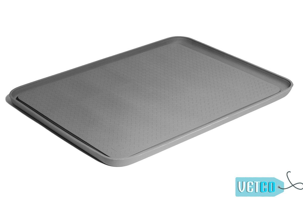 Zee Dog Zee Mat Anti-Slip Feeding Mat – grey