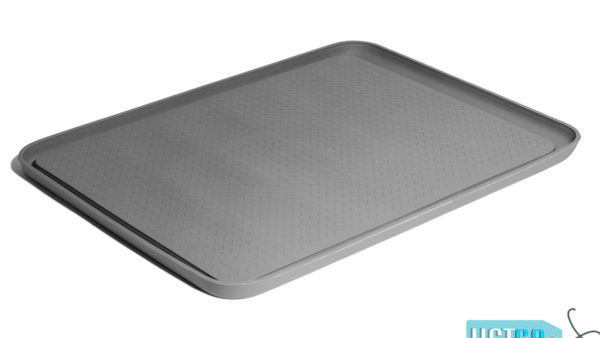 Zee Dog Zee Mat Anti-Slip Feeding Mat – grey