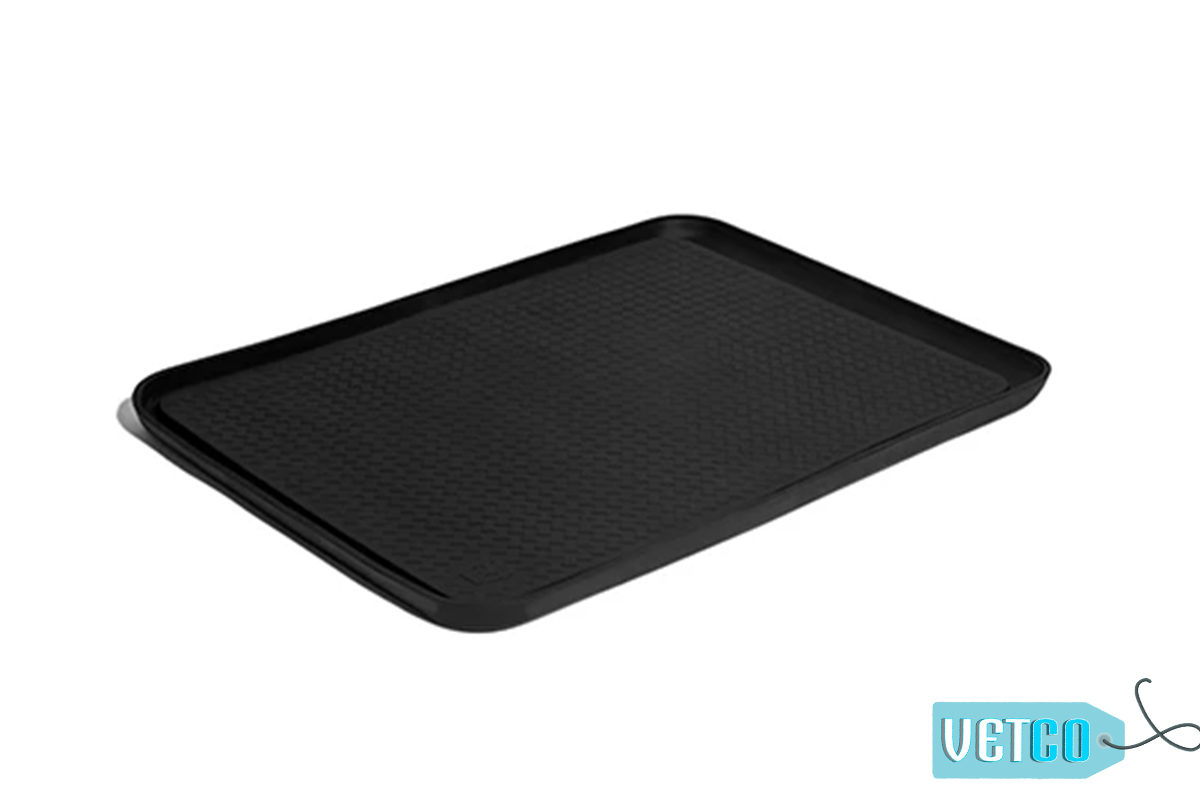 Zee Dog Zee Mat Anti-Slip Feeding Mat –Black
