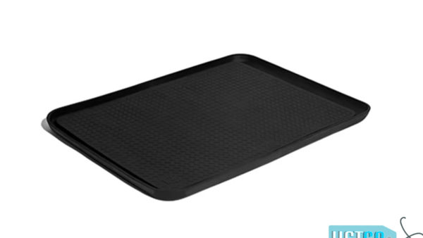 Zee Dog Zee Mat Anti-Slip Feeding Mat –Black