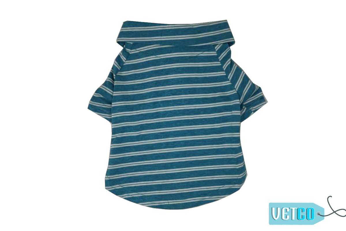 Impawsters Ruff Polo Shirt for Dogs & Cats - Blue
