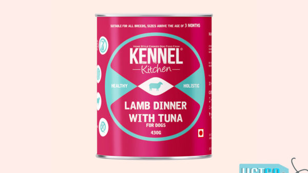 Kennel Kitchen Lamb dinner with Tuna Dog Food (All Breeds and Sizes)