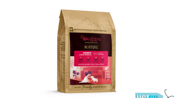 Wag & Love Nurture Puppy Dry Dog Food (Large & Giant Breeds)