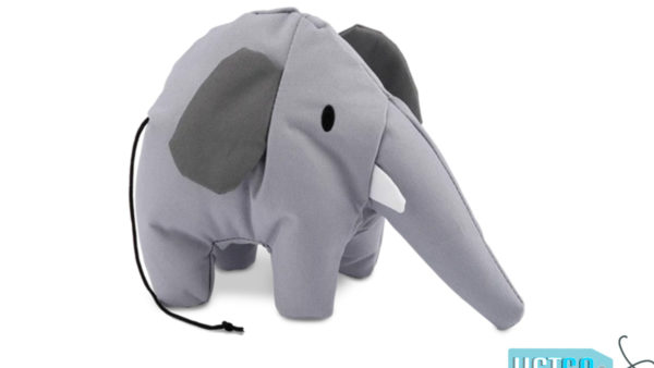 Beco Pets Ella The Elephant Dog Toy
