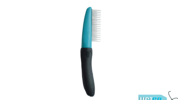 M-Pets Up & Down Comb for Dogs