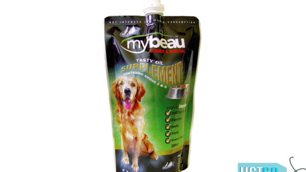 My Beau Tasty Oil Overall Health Supplement for Dogs, 300 ml