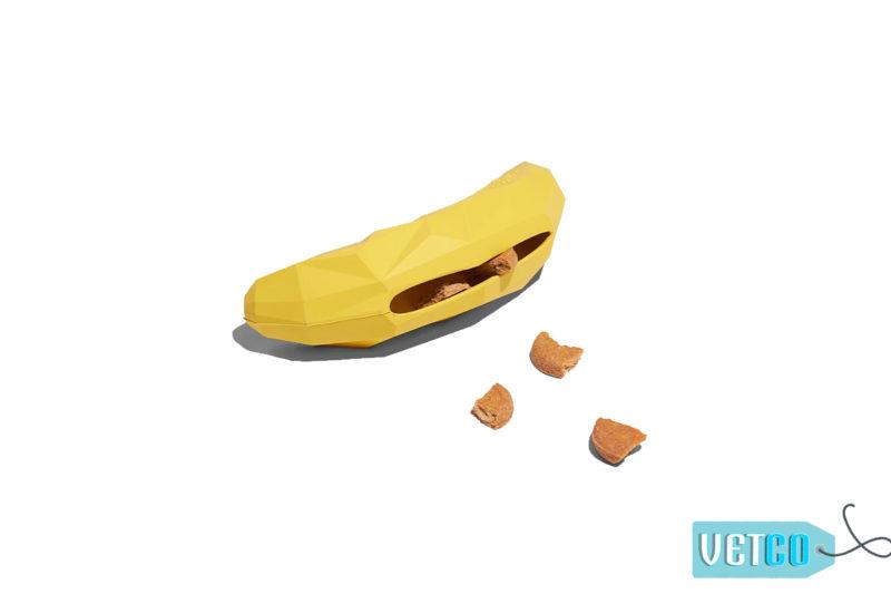 Zee Dog Super Banana Dog Toy