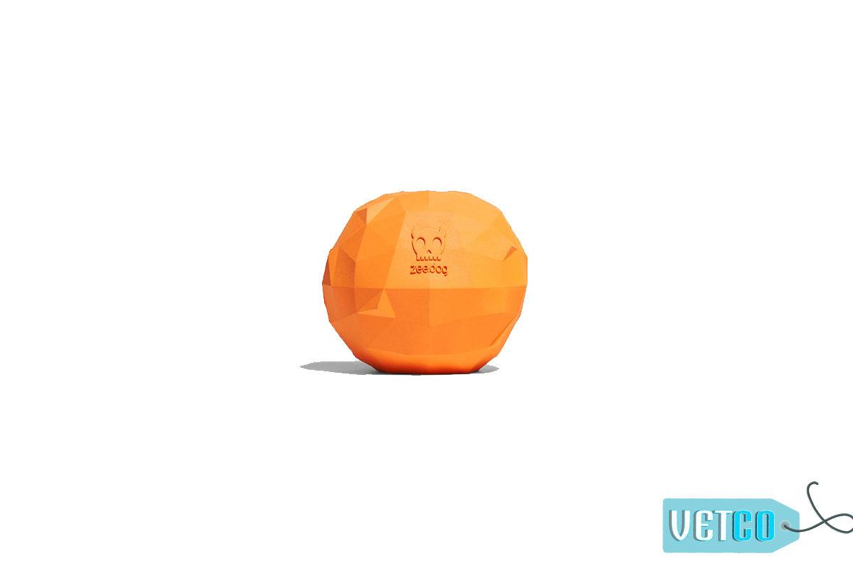 Zee Dog Super Orange Dog Toy