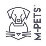 m-pets logo