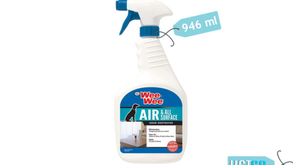 Four Paws Wee Wee Air & All Surface Odor Destroyer, 946 ml