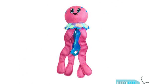 Petstages Floatiez Jellyfish Floating Dog Toy