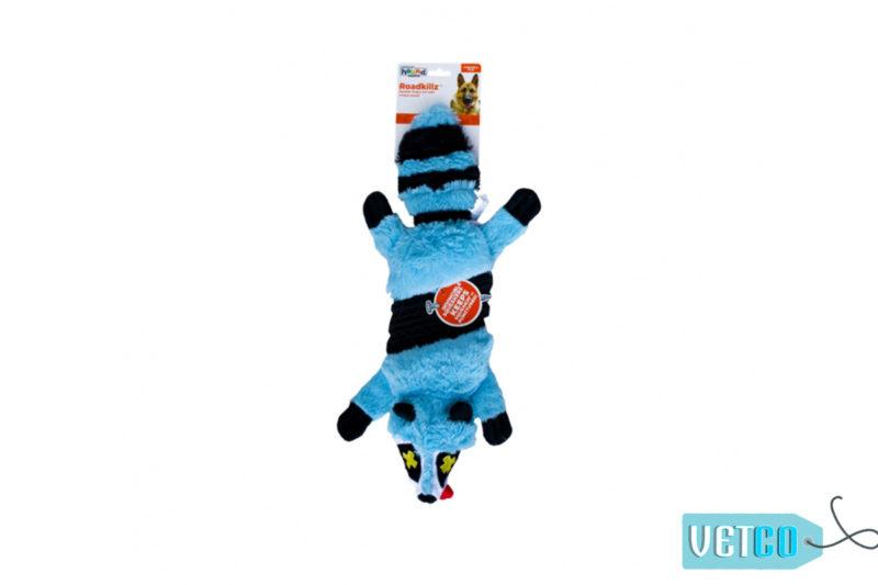 Petstages Roadkillz Raccoon Dog Toy