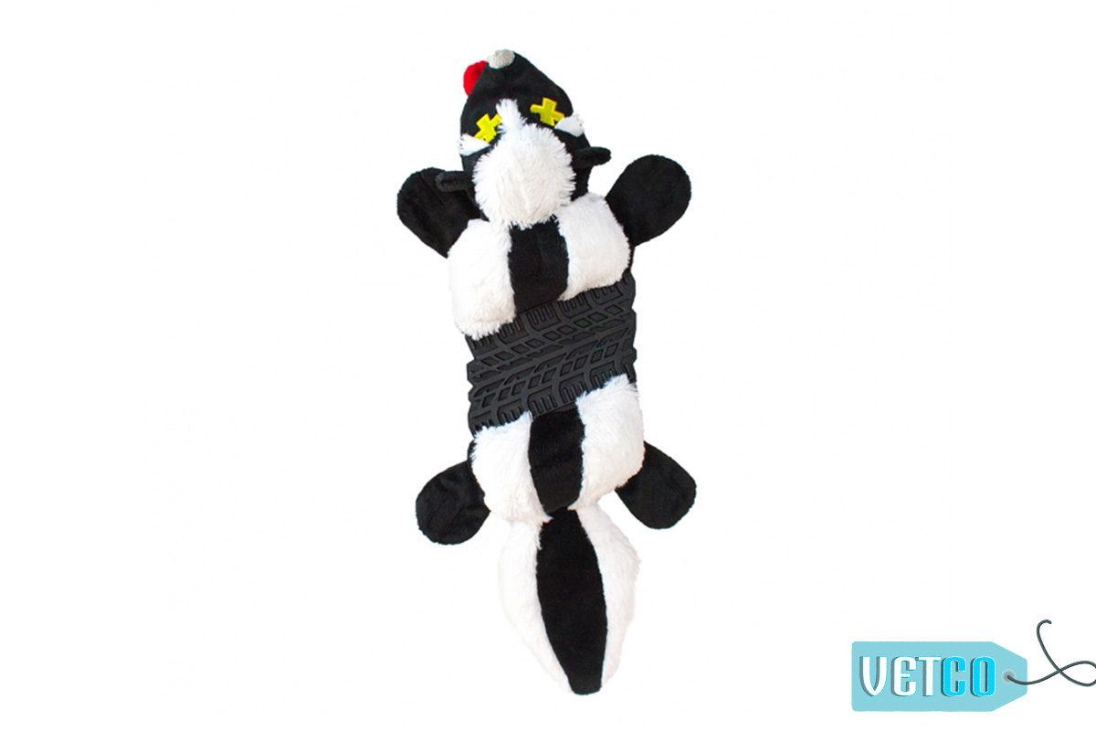 Petstages Roadkillz Skunk Dog Toy