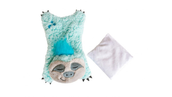 Petstages Sloth Cuddle Pal Dog Toy