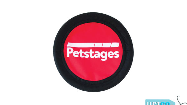 Petstages Soft Fetch Flyer Dog Toy