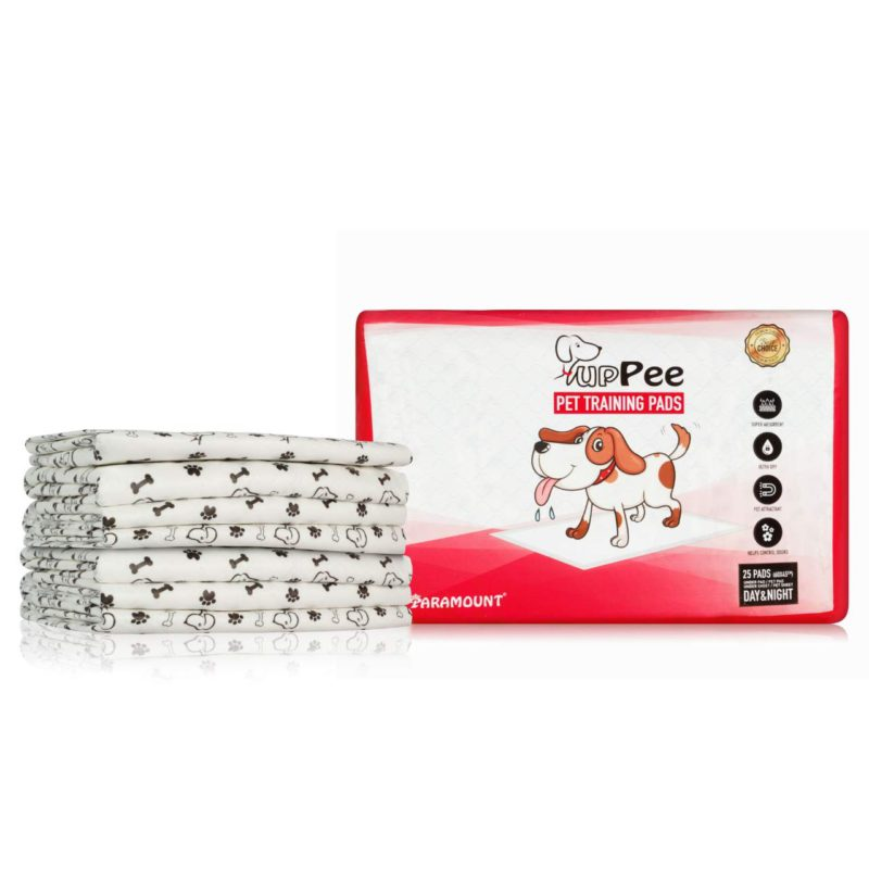 PupPee Super Absorbent, Water Proof, Non Slippery Pet Training Pads