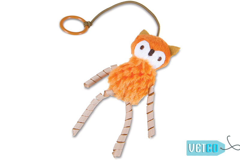 SmartyKat Bouncin' Buddies Cat Toy