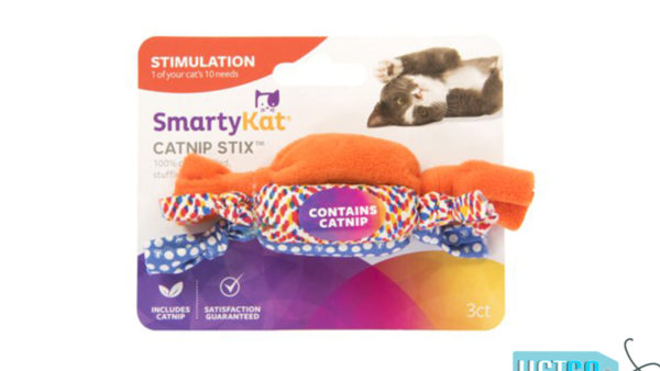SmartyKat Catnip Stix Catnip Filled Cat Toy (Set Of 3)