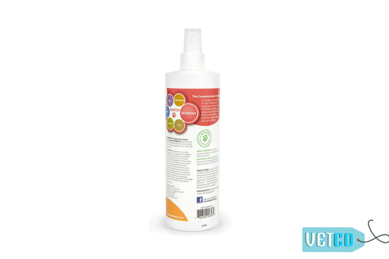 SmartyKat Scratch Not! Anti Scratch Training Spray, 400 ml 1