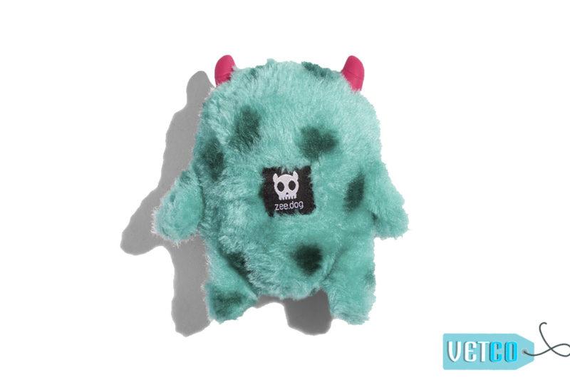 ZeeDog Mr X Plush Tough Dog Toy
