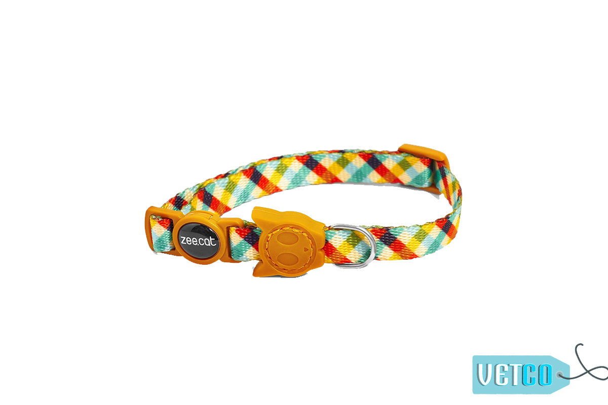 Zee.Dog Phantom Cat Collar