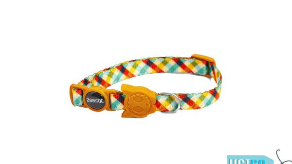 Zee.Dog Phantom Cat Collar