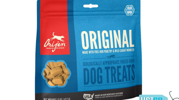 Orijen Original Freeze Dried Dog Treats