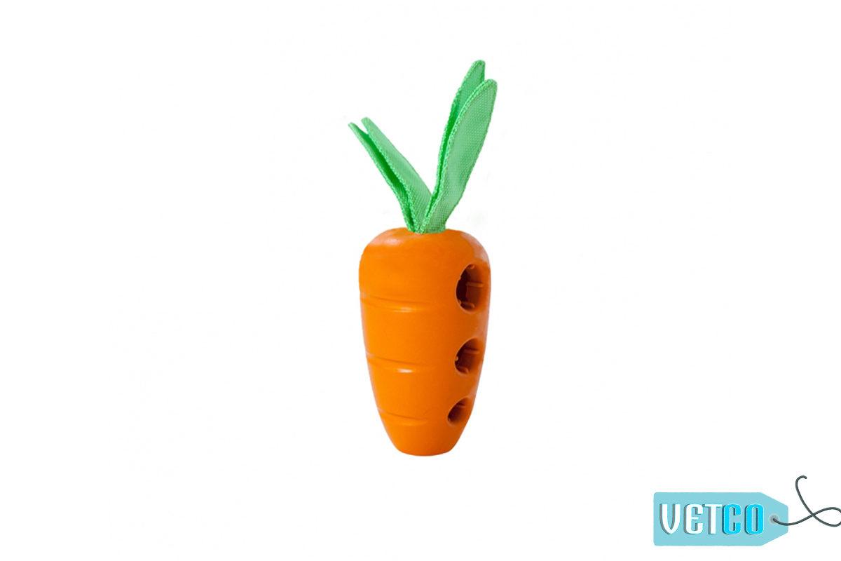 Petstages Carrot Stuffer Treat Dispensing Dog Toy