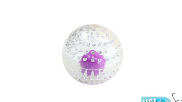 Petstages Nubbiez Treat & Squeak Ball Dog Toy - Large