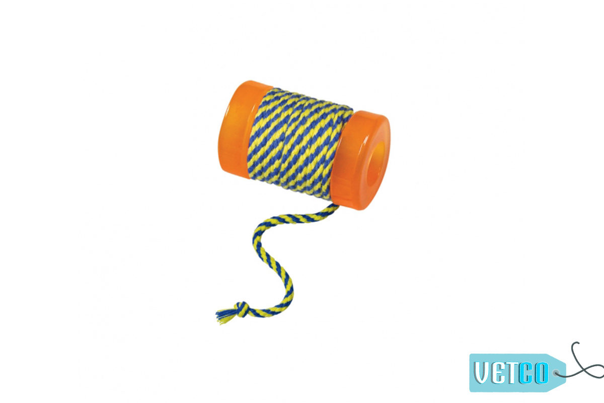 Petstages OrkaKat Catnip Infused Spool with String