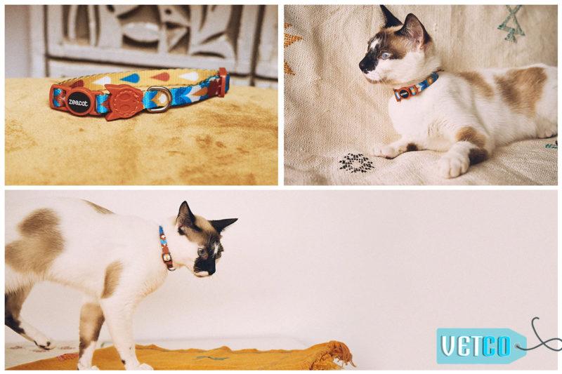 Zee.Dog Yansun Cat Collar