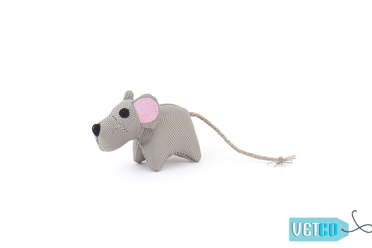 Beco Pets Millie The Mouse Cat Toy