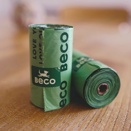 Beco Pets Unscented Degradable Poop Bags