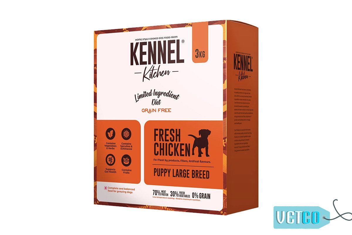 Kennel Kitchen Puppy Fresh Chicken Dry Dog Food (Large & Giant Breeds)