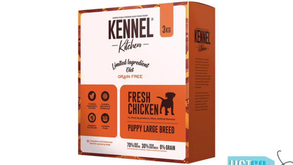 Kennel Kitchen Puppy Fresh Chicken Dry Dog Food (Large & Giant Breeds)