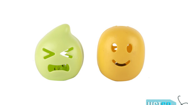 FOFOS Bell Fruit Green & Yellow Cat Toy