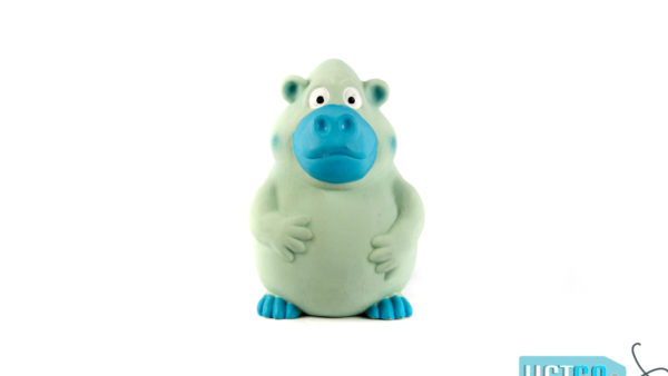 FOFOS Bi Toy Ape Latex Dog Toy