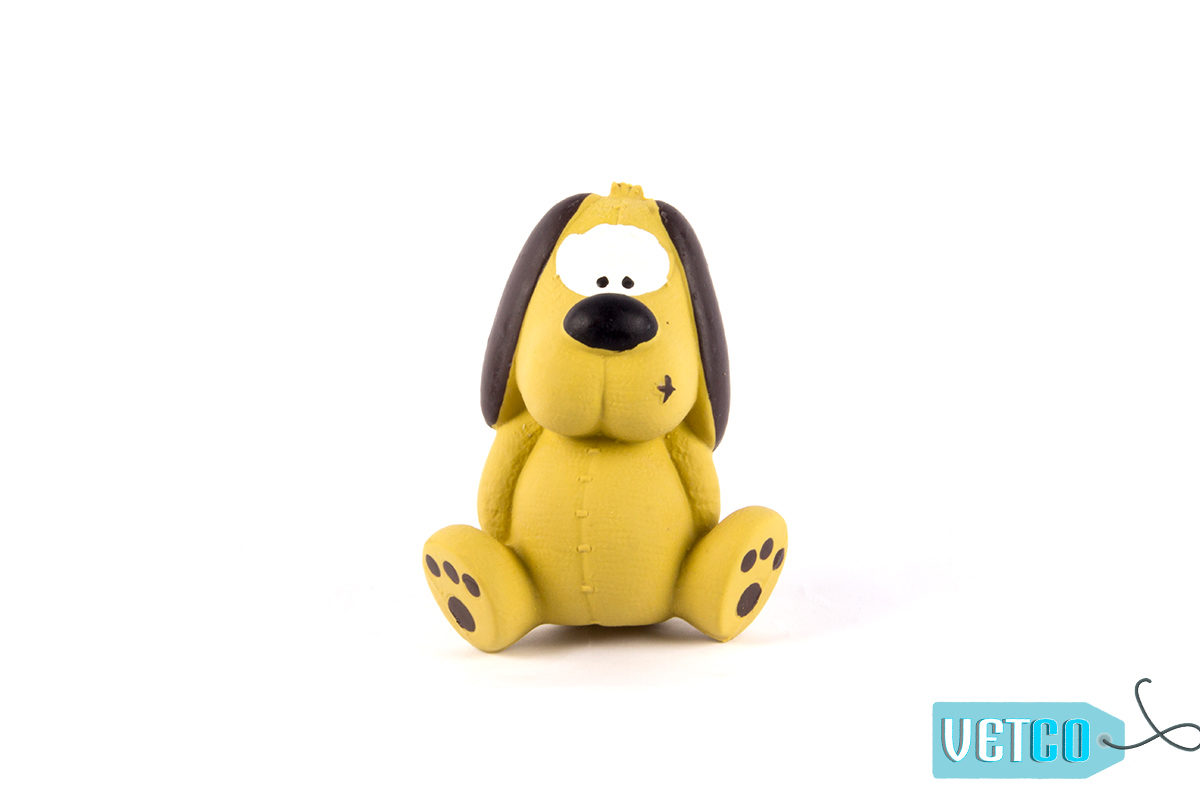 FOFOS Bi Toy Dog Latex Dog Toy – Small