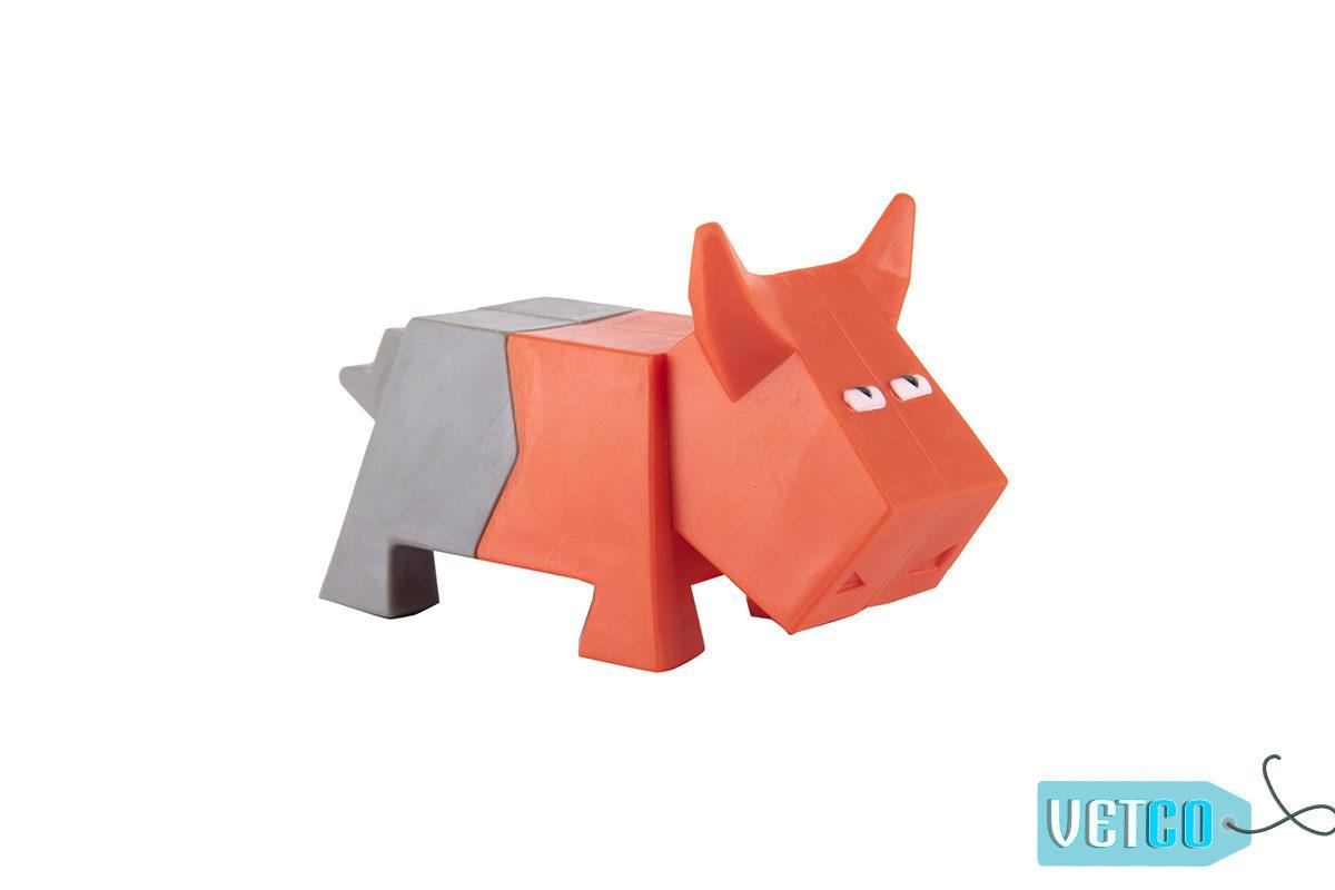 FOFOS Comic Farm Ox Dog Toy