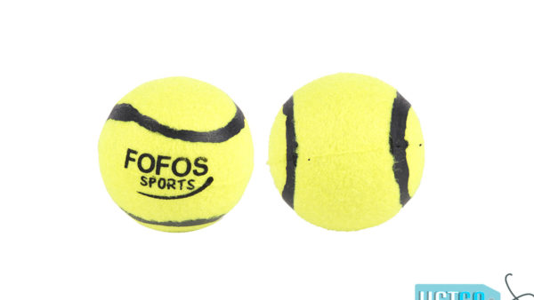 FOFOS Sports Fetch Ball Dog Toy (Pack of 2)