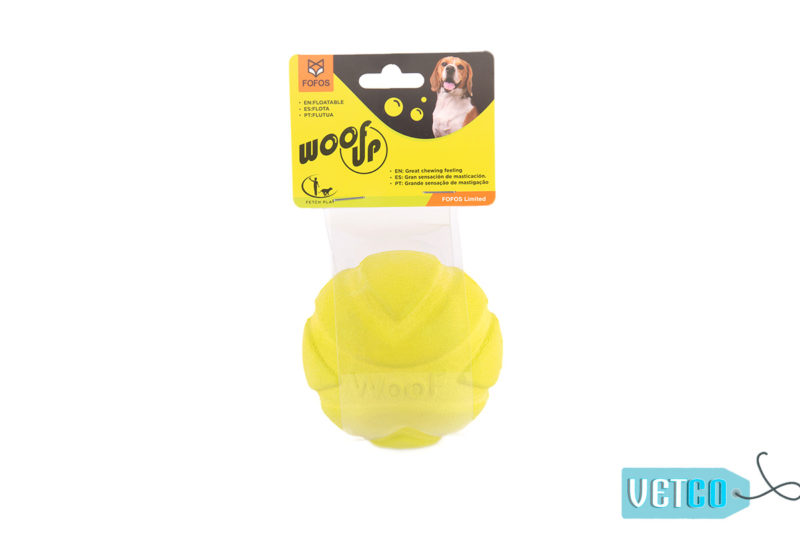FOFOS Woof up Ball Dog Toy