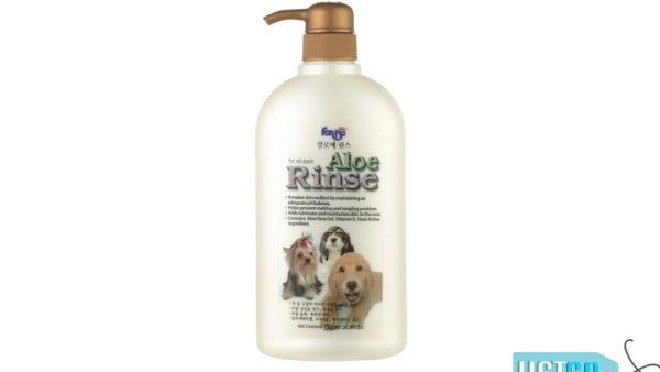 Forbis Aloe Rinse Dog & Cat Conditioner, 750ml