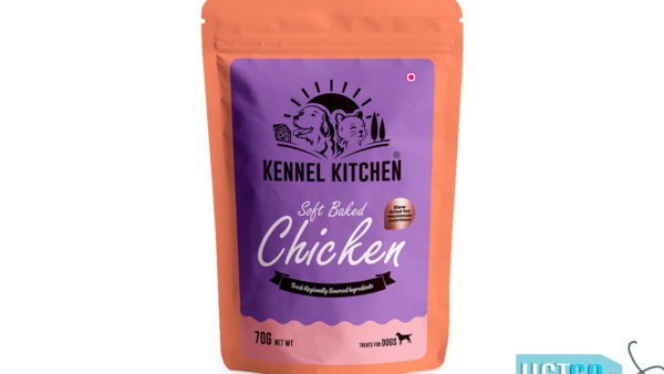 Kennel Kitchen Soft Baked Chicken Stick Dog Treats, 70 gms