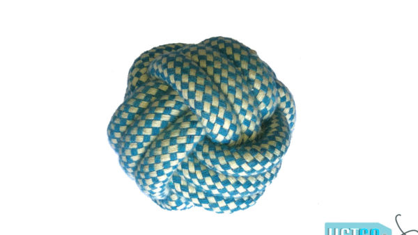 Knotty Dhaage Rope Ball Dog & Cat Toy