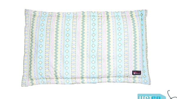 Mutt Ofcourse Aztec Printed Mat for Cats and Dogs
