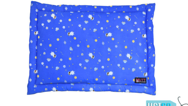 Mutt of Course Elon Mutts Mat for Cats and Dogs