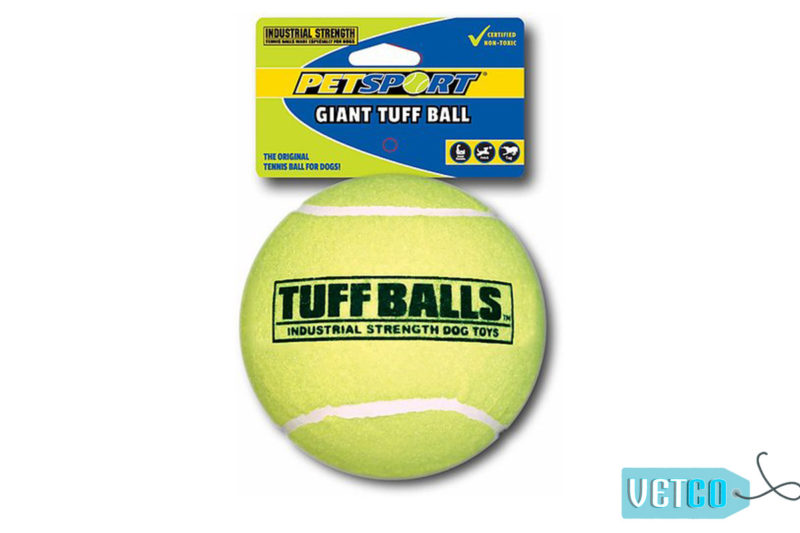 Petsport Giant Tuff Ball Dog Toy
