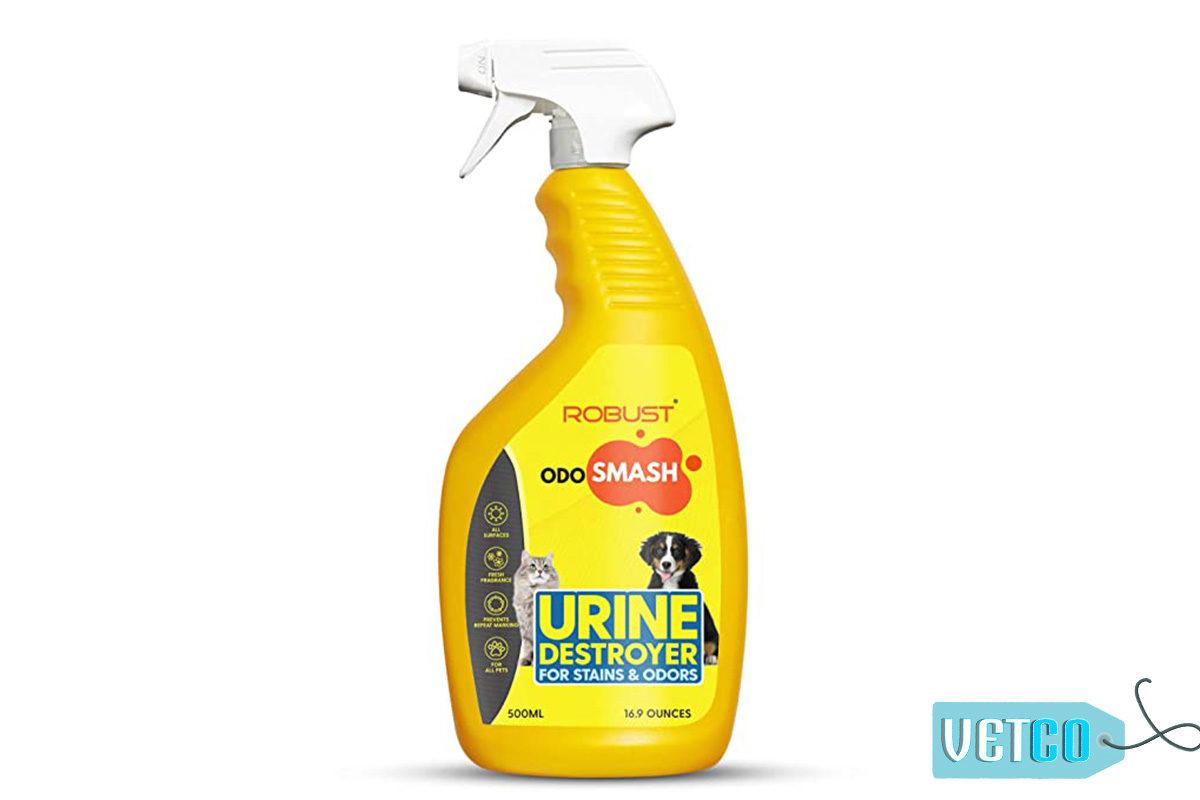 Robust Odosmash Stain & Odor Remover Spray