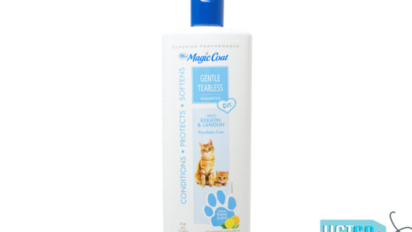 Four Paws Magic Coat Gentle Tearless Cat & Kitten Shampoo, 473 ml