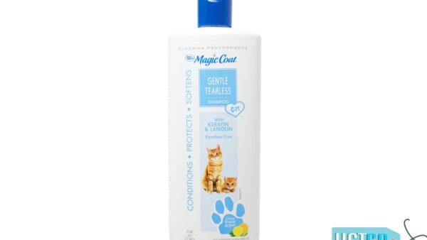 Four Paws Magic Coat Gentle Tearless Cat & Kitten Shampoo, 473 ml
